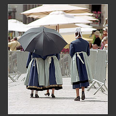 """photo """"Umbrellas"""""""