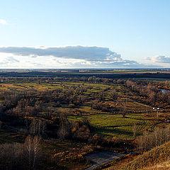 """photo """"The Siberian savanna"""""""