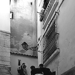 """photo """"""""Old streets of Lisbon"""" #15"""""""