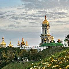"photo ""Kiev-Pechersk Lavra"""