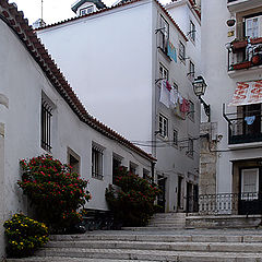 """photo """"""""Old streets of Lisbon"""" #17"""""""