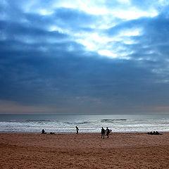 """фото """"A la plage"""""""