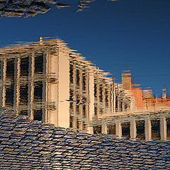 """фото """"Reflections of the city"""""""