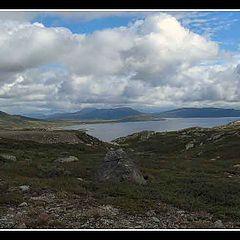 "photo ""From Valdresfløya."""