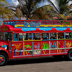 """photo """"Beach Bus"""""""