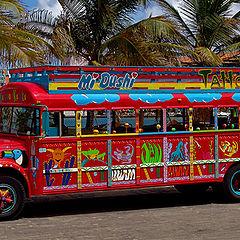 "фото ""Beach Bus"""