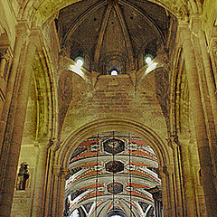 """photo """""""" Inside the Cathedral"""""""""""
