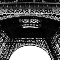 "фото ""Eiffel Tower #5887"""