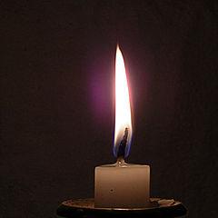 "фото ""догорай моя свеча"""