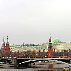 """фото """"Москва. Кремль (другой ракурс;))"""""""