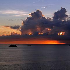 """photo """"Gulf of Panama"""""""