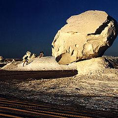 "фото ""White desert"""