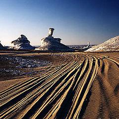 "фото ""White desert 2"""