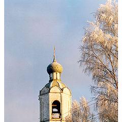 """photo """"Winter music"""""""