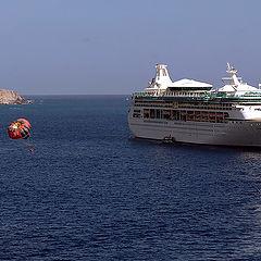 "photo ""Bay of Cape S. Lucas"""