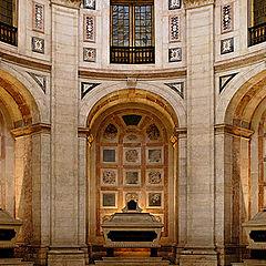 "photo """"Inside the Pantheon"" #1"""