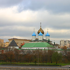 """фото """"Осколок древней Москвы."""""""
