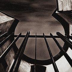 "фото ""Решетка для неба."""