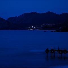 """фото """"Ночь над Черным морем.Южный Крым."""""""