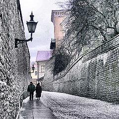 "фото ""одна из улочек старого Таллина"""
