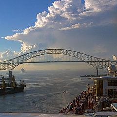 """photo """"Panama Canal #1"""""""
