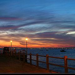 """фото """"Romantic pier"""""""