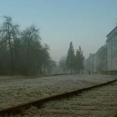 "photo ""Road to be free - Auschwitz"""