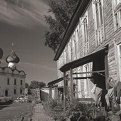 """photo """"Kargopol - town where time has stopped #2"""""""