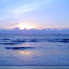 "фото ""SEA BLUE"""