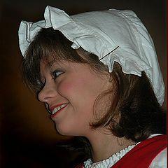 "фото ""The Dutch girl"""