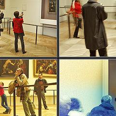 "photo ""Mona Lisa"""