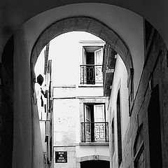"""photo """"""""Old streets of Lisbon""""#21"""""""
