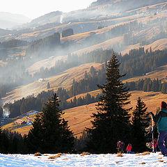 """фото """"Открытие лыжного сезона"""""""