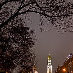 "фото ""Moscow night"""