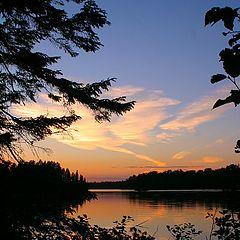 "photo ""Postcard Sunset"""