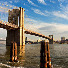 "фото ""Brooklyn Bridge"""