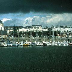 """фото """"Honfleur harbor"""""""