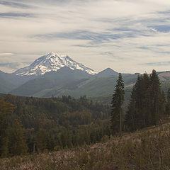 "фото ""Mt. Rainier"""
