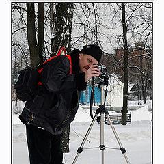 "photo ""Winter shootings"""