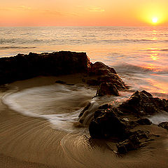 "фото ""Pacific Sunset"""