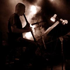"""фото """"Кларнетист в тумане..."""""""