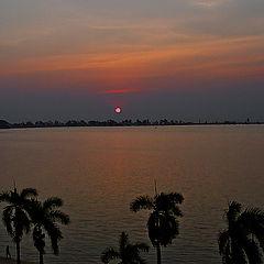 "фото ""Good-bye Friends # My sunset view"""