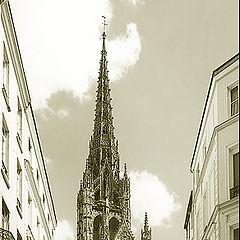 """photo """"Rouen. Saint-Maklou"""""""