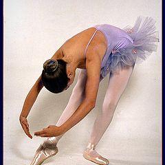 """photo """"prima balerina"""""""