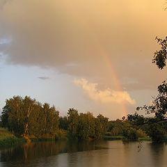 """фото """"Летняя радуга"""""""