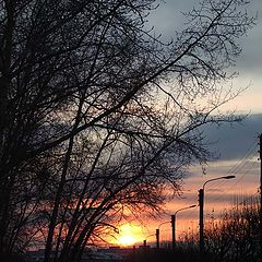"""photo """"sunrise"""""""