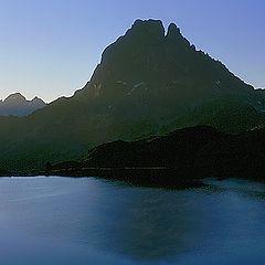 "фото ""Intimate landscape (15) Ossau #2"""