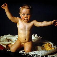 """photo """"Rubens-baby"""""""