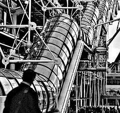 """фото """"Pompidou"""""""