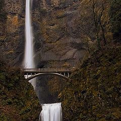 """фото """"Multnomah Falls"""""""